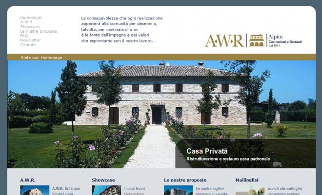 AWR Costruzioni srl