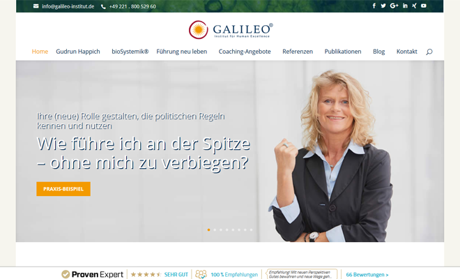 Galileo Institut für Human Excellence