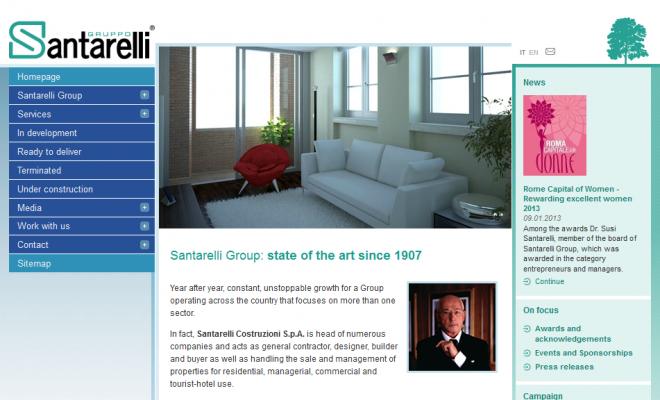 Gruppo Santarelli SpA
