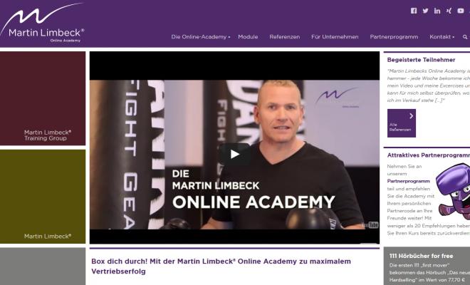Martin Limbeck® Online Academy