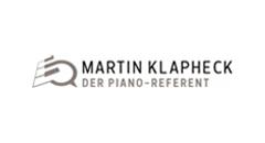 Martin Klapheck - Der Piano-Referent