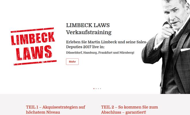 Limbeck Laws Verkaufstraining