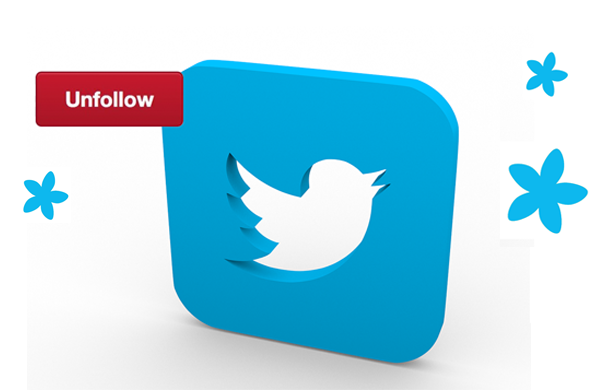 Warum Twitter-Nutzer Follower verlieren [Infografik]