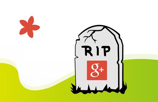 Schließung von Google Plus