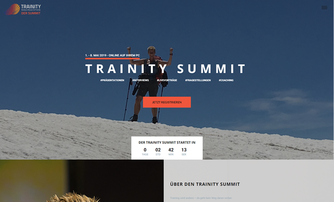 Trainity Summit